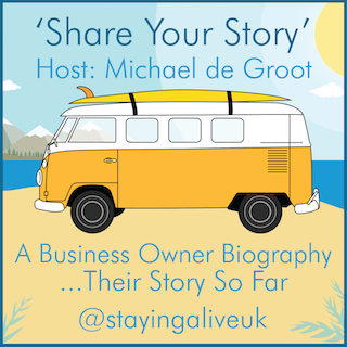 Staying Alive UK Share Your Story podcast